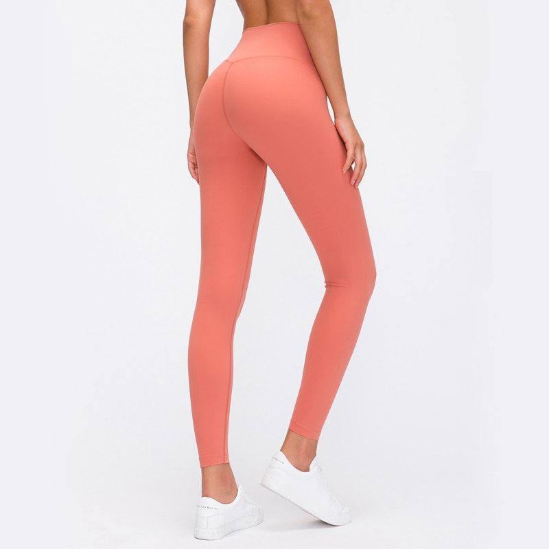 Women's Solid Color Yoga Leggings